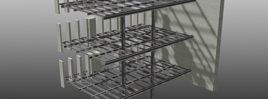 Beispiel Stahlkonstruktion