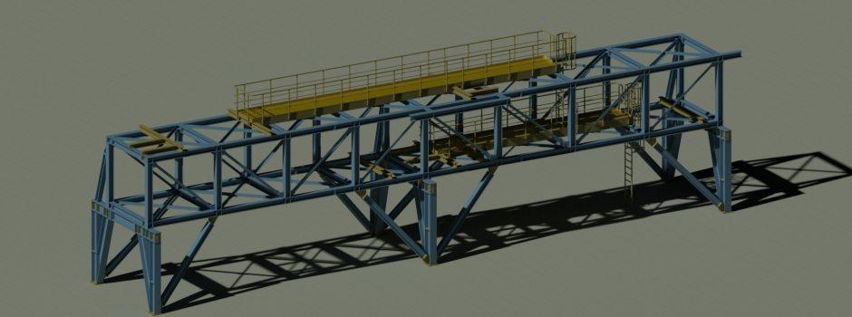 Beispiel-Stahlkonstruktion-Brücke